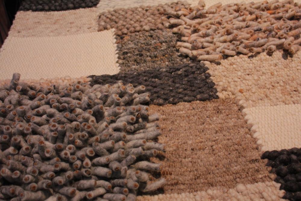Натуральный ковролин из шерсти всегда к месту