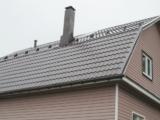 Кровля на крыше - такая же основа дома как и фундамент