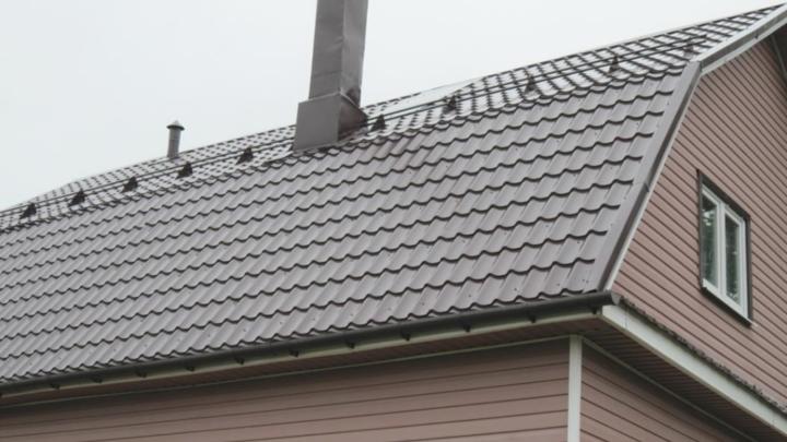 Мелкий ремонт крыши частного дома