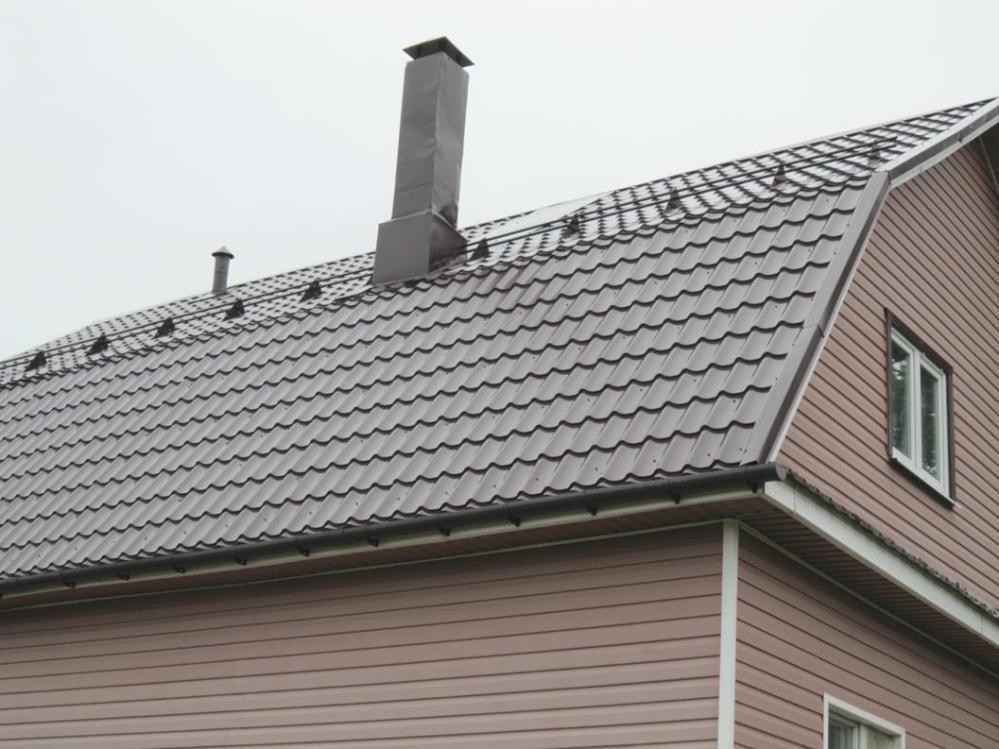 Узнаем как сделать чтобы крыша перестала трещать
