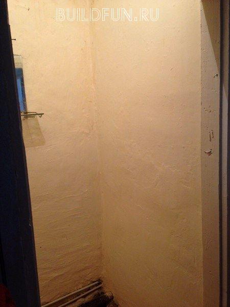 Как отштукатурить стены в ванной комнате