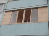 Обновленный балкон своими руками