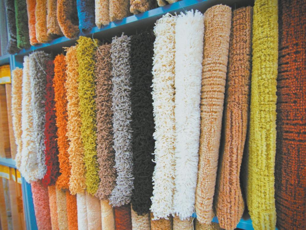 Разнообразие ковролина всегда вызывает положительные эмоции у покпателей