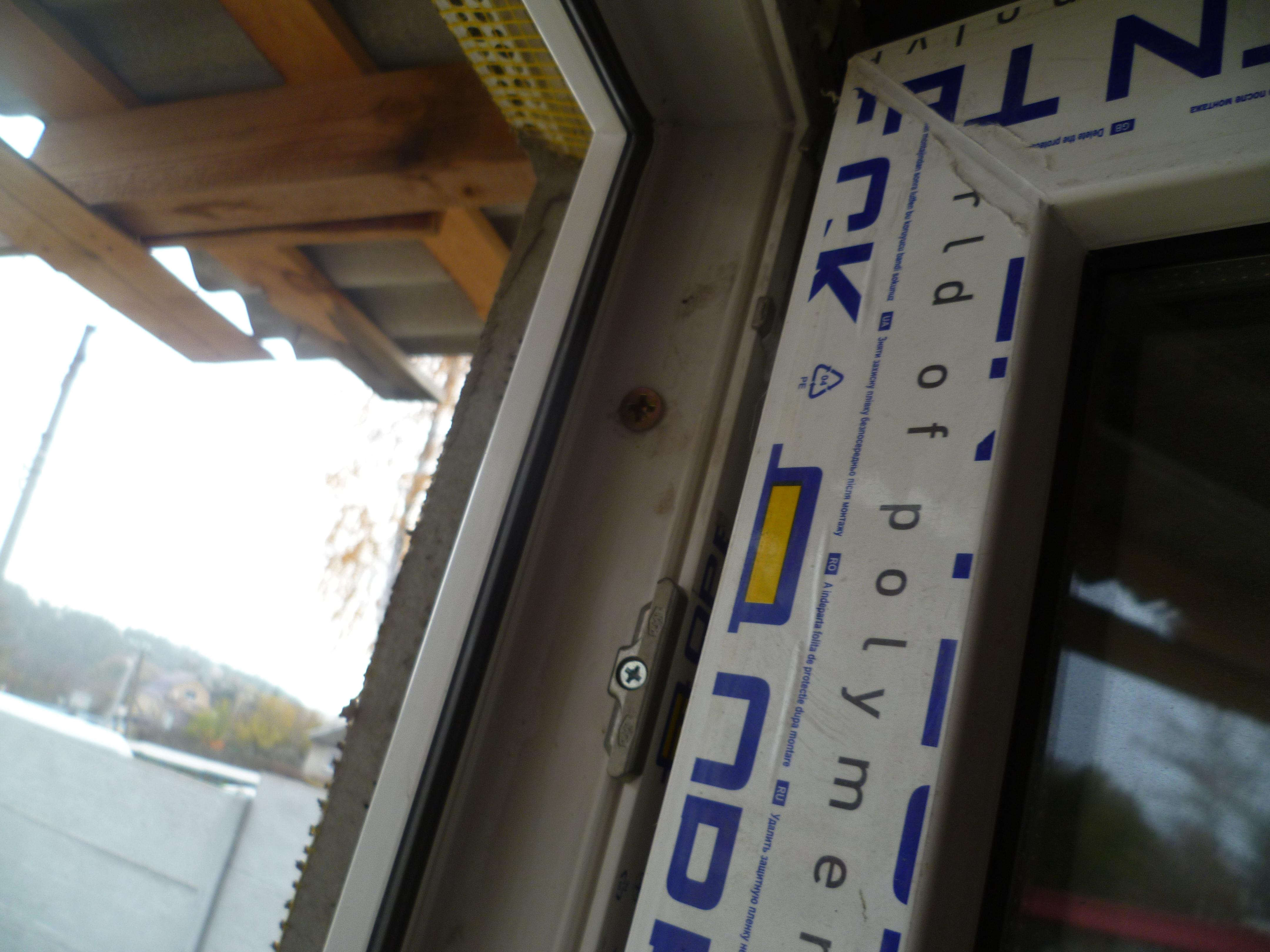 Как установить фурнитуру на пластиковое окно
