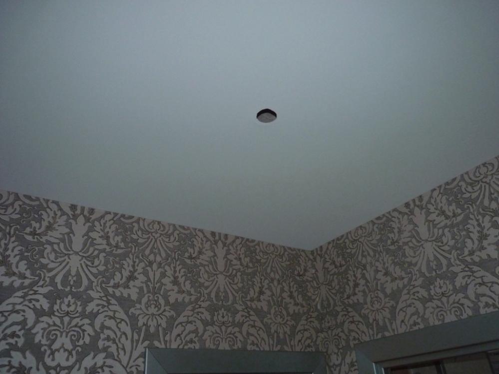 Восстановление потолка после устранения неровностей и других дефектов