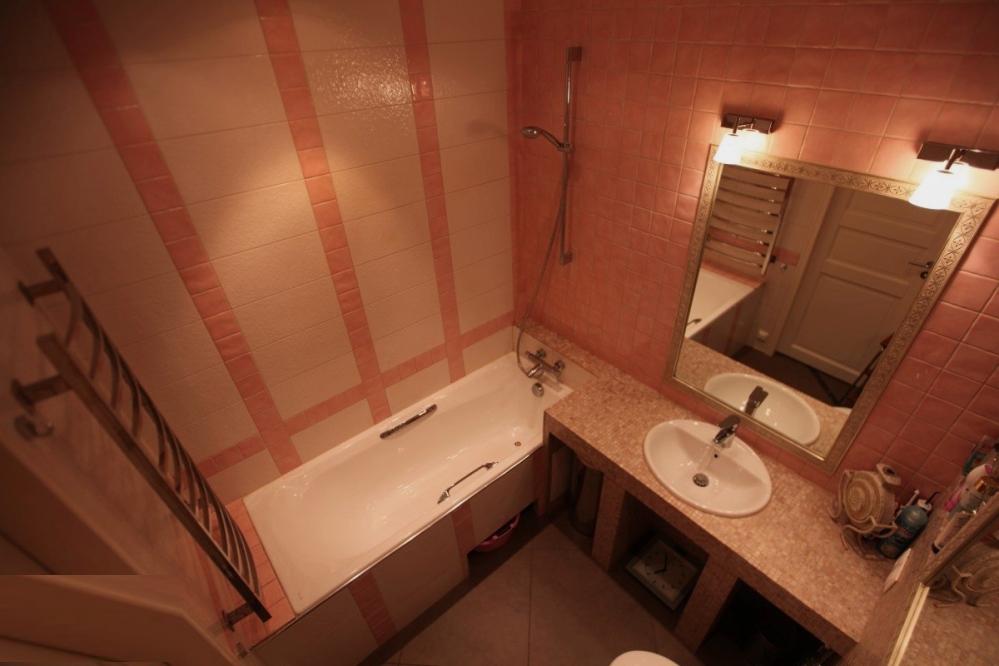 Насекомые - частые гости ванной