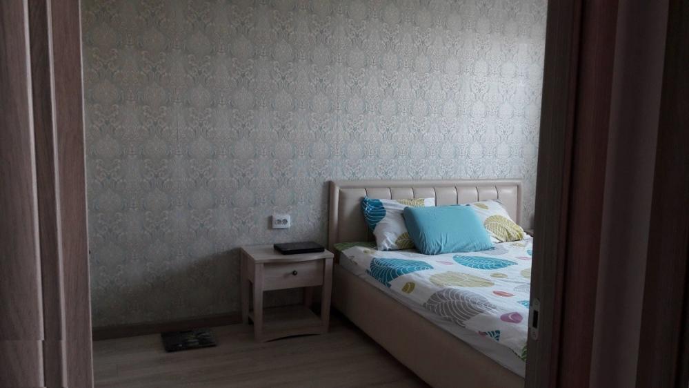 Спальня в аскетичном ключе