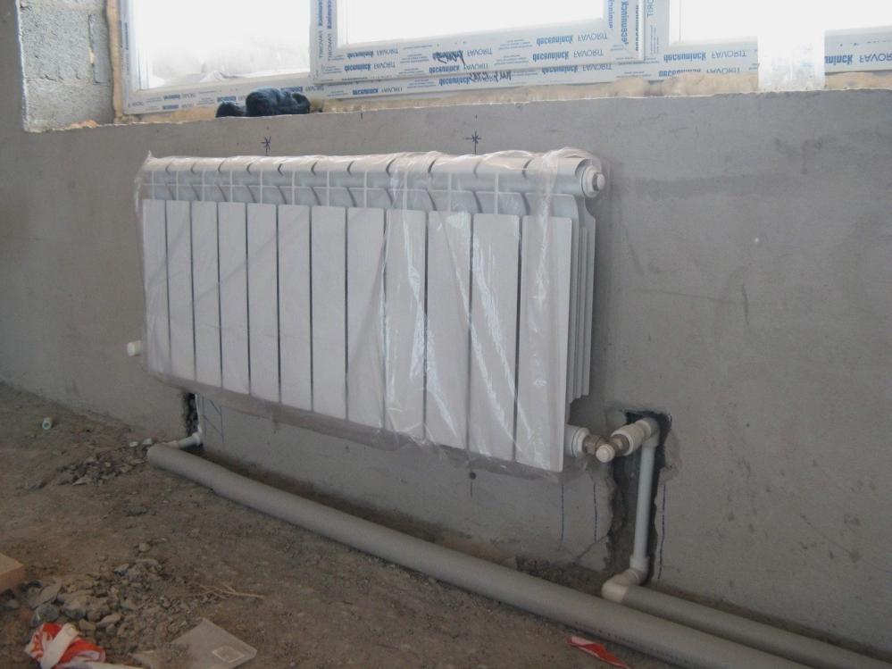 Сегодня на рынке представлены сотни разнообразных радиаторов, но чаще всего используется такой тип