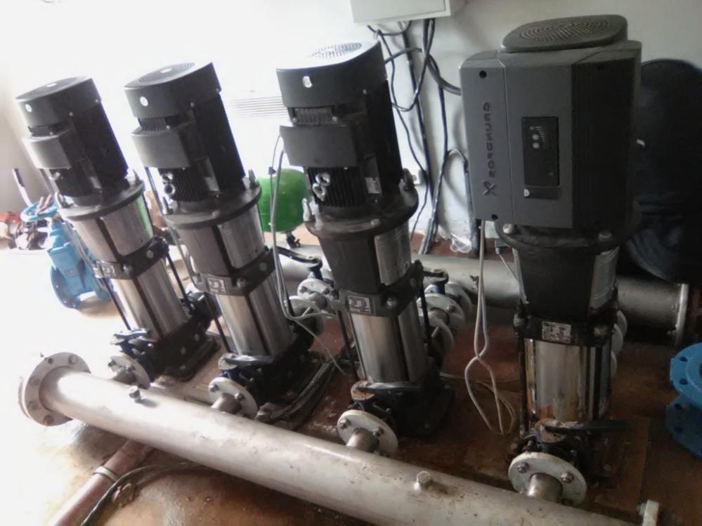 Автоматизированные системы водоснабжения могут быть сложными