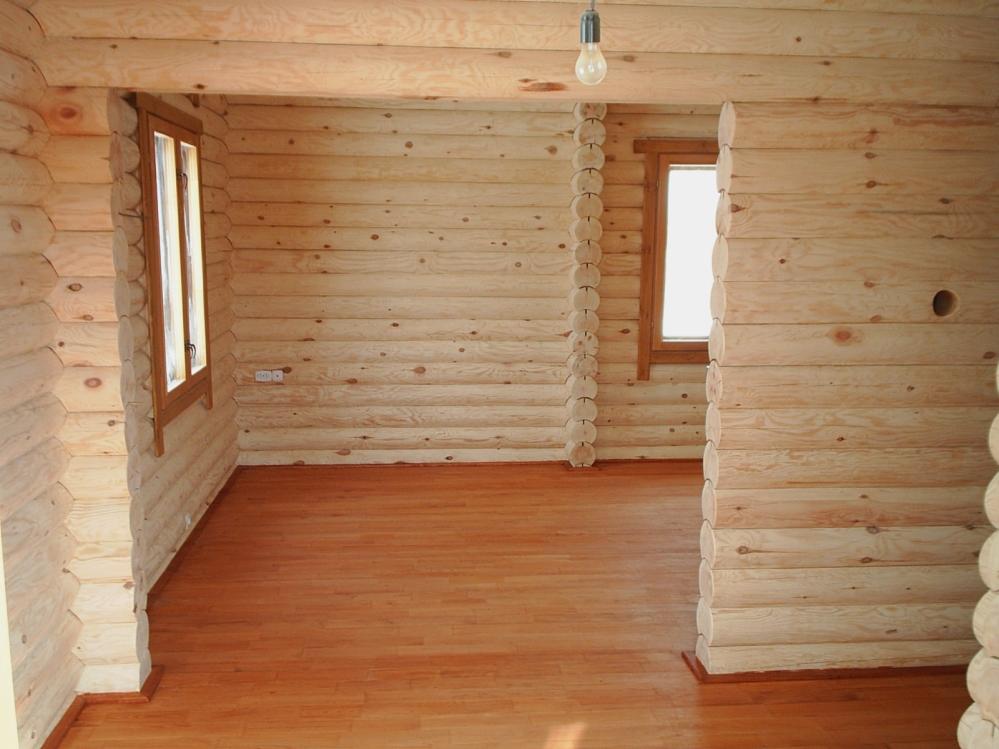 Роскошные деревянные интерьер часто привлекают мух и других насекомых