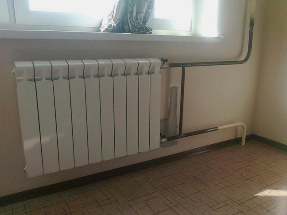 Классический радиатор