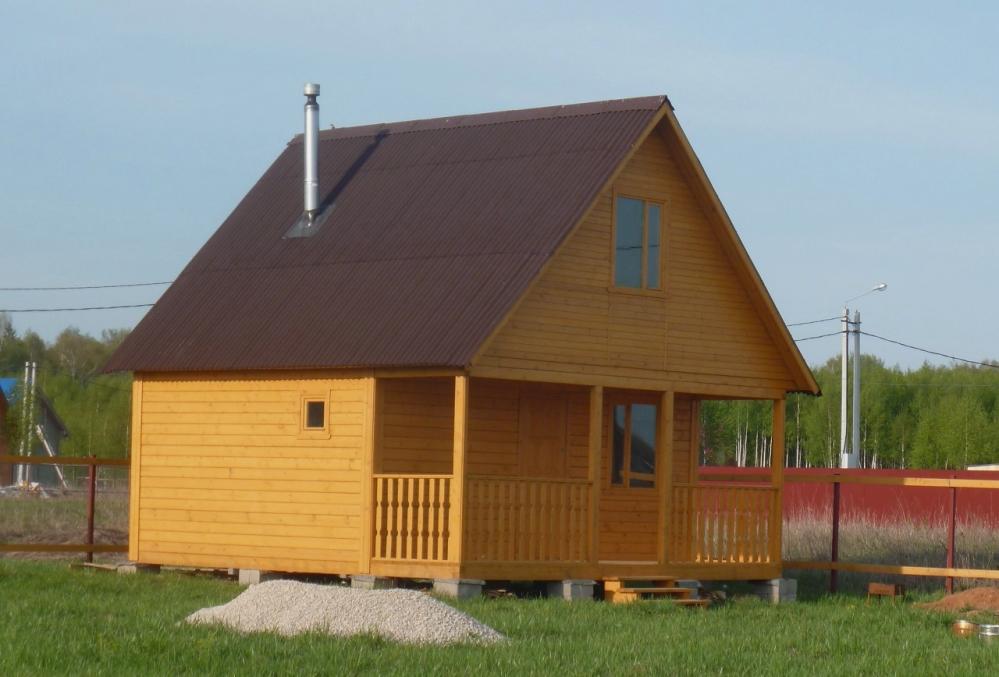 Красивая и прочная крыша - мечта любого домовладельца