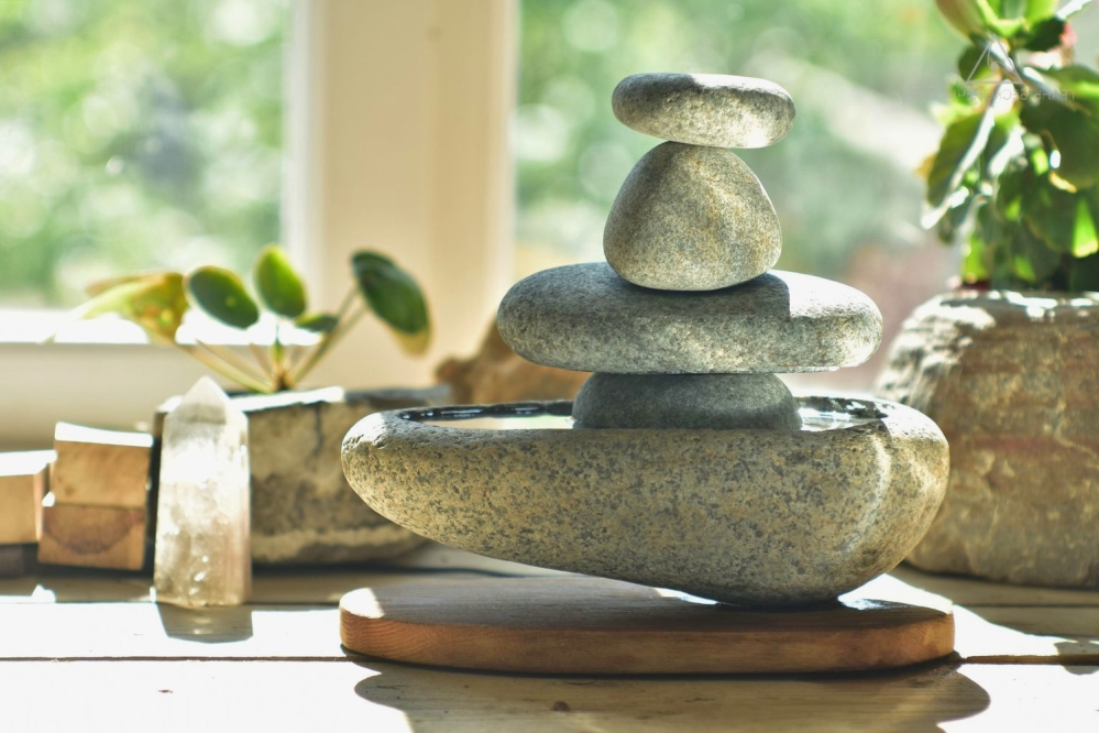 Разберем устройство простого декоративного фонтана