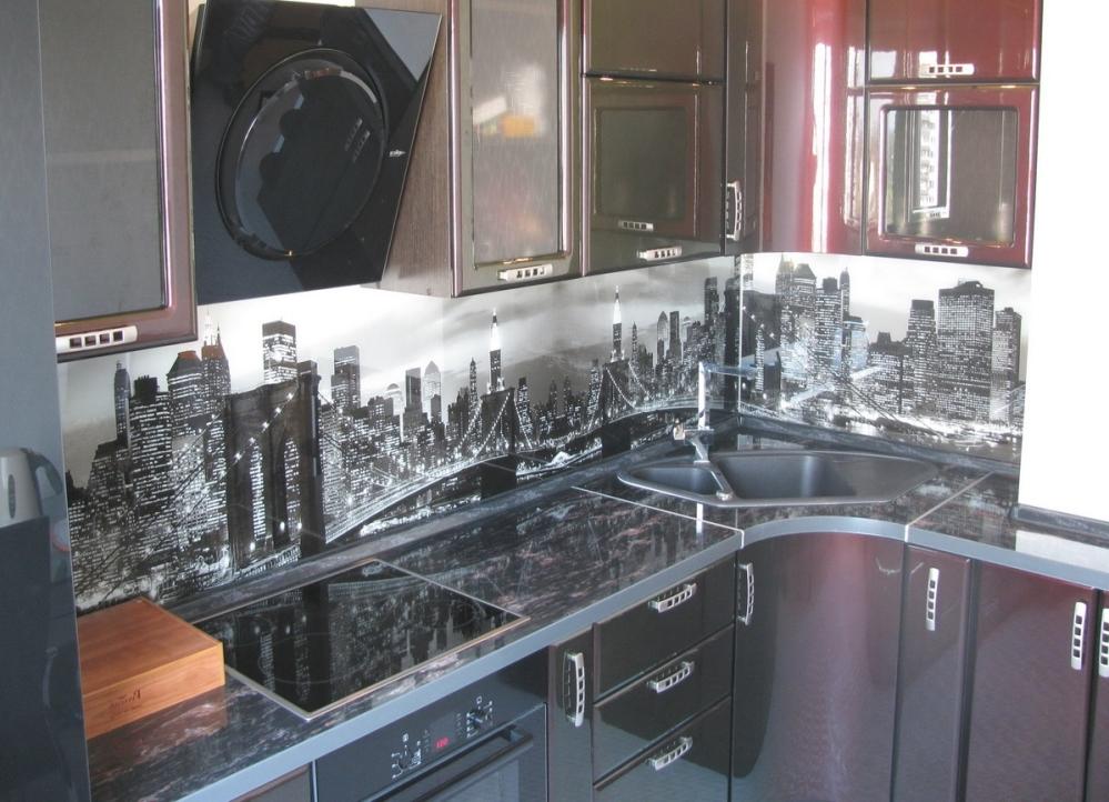 Панели для кухни на стену - отличный вариант для украшения кухонных стен