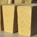 Почему трескается кладка кирпича на шамотной глине