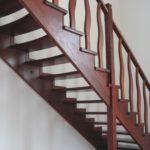 Ограждение вертикальных лестниц с какой высоты