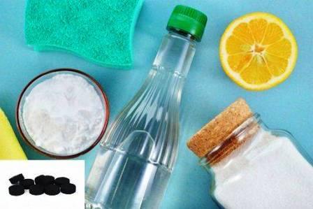 Средства для устранения неприятного запаха в холодильнике