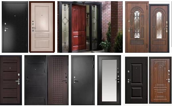 входные двери как выбрать