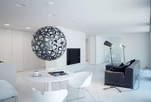 как выбрать лампу для гостиной