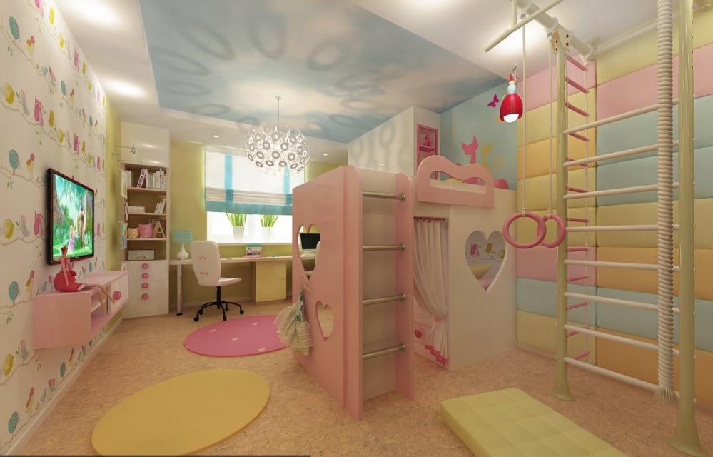 Если ребенок боится оставаться в квартире есть простое решение