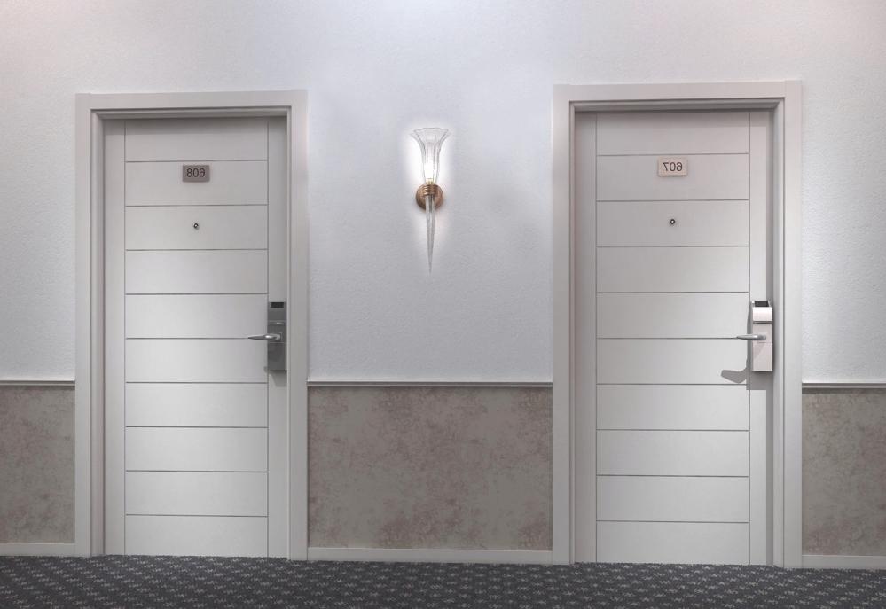 Двери в коммерческих помещениях часто являются визитной карточкой