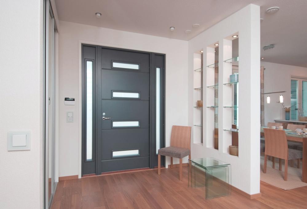 Правильно подобранная дверь становится неотъемлемой частью интерьера