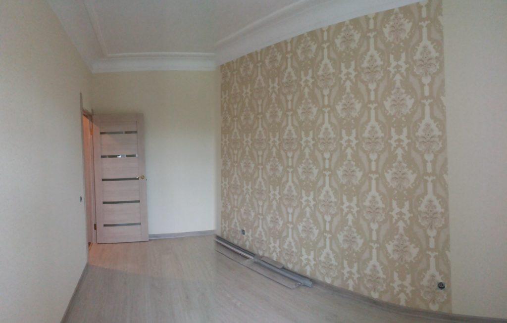 Пустота после нашего ремонта вскоре была заполнена мебелью