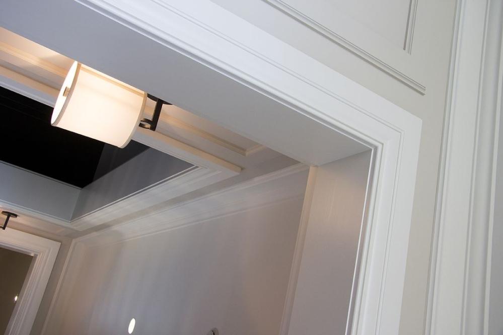 Установка галтелей потолочных - монтаж без ошибок