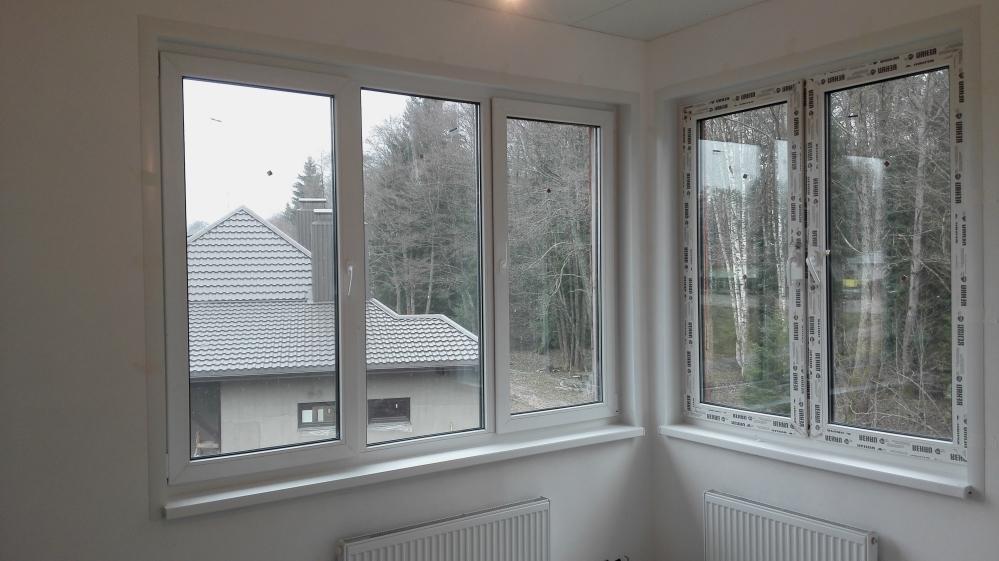 Любое пластиковое окно нуждается в качественных откосах