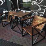 Материал для уличной мебели