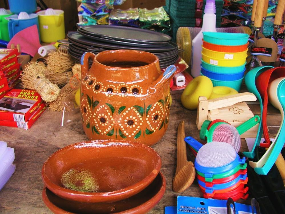 кухня в мексиканском стиле создается просто