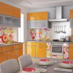 Панели для кухни на стену