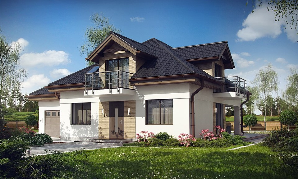 Дом своей мечты построим