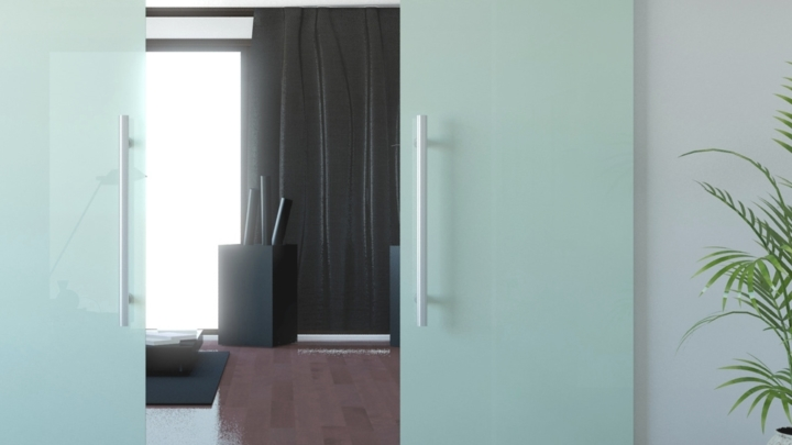 Как поменять ролики в двери