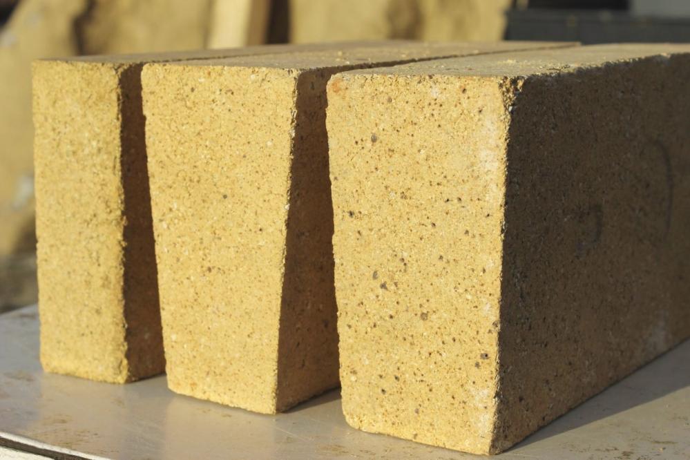 Как класть шамотный кирпич на шамотную глину