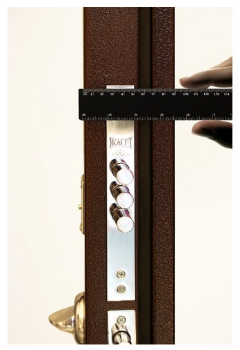 какая ширина стали нужна для надежной входной двери