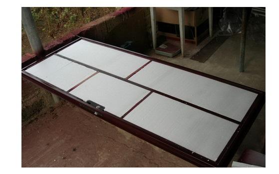 пенопласт для заполнения полостей в дверях